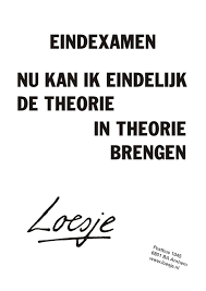 Loesje_eindexamen